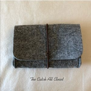 INATECK Felt Storage Pouch - Gray